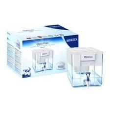 BRITA Caraffa Acqua Optimax cubo con rubinetto