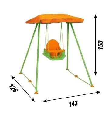 Tecnica prezzi altalena bimbi da giardino for Altalena da giardino per bambini chicco