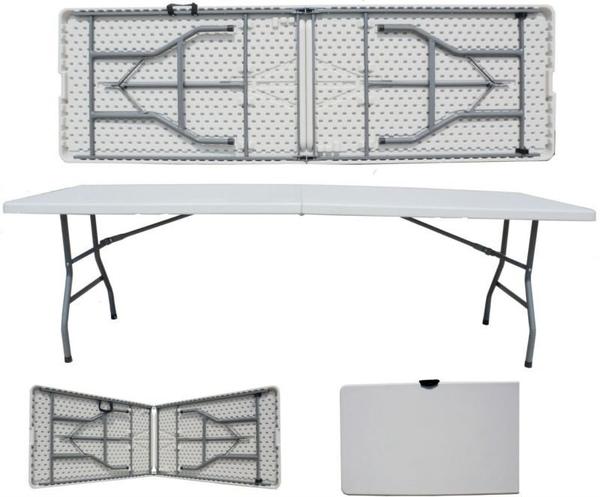 Tavolo richiudibile pieghevole camping da pic nic a for Costruire un tavolo pieghevole