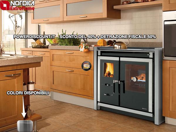 Cucine a pellet nordica installazione climatizzatore - Cucine a pellet prezzi ...