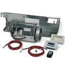 Kit ventilazione Nordica Focolare 70 portata del ventilatore a bocca libera 800 mc/h