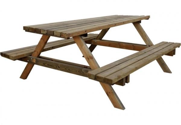 Mesa picnic - Mesa de campo ...
