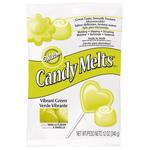 Candy Melts Wilton colore verde acido 280 gr