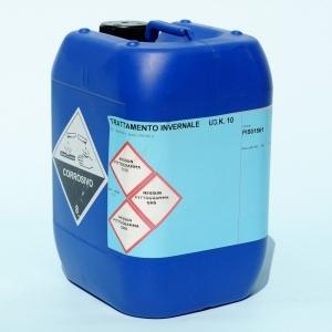 Liquido svernante kg 5 proff trattamento piscine invernale - Svernante per piscine ...