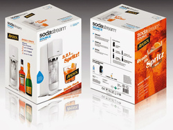 Gasatore Sodastream Source Aperol Spritz pack
