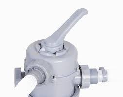 Pompa filtro a sabbia da lt h bestway 58257 for Pompa sabbia bestway