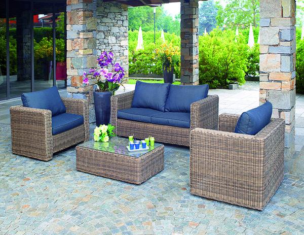 set divanetto professionale trinidad divano 2 poltrone ForDivanetto Giardino Offerta