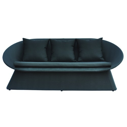 Set Salotto Giardino Chia divano + 2 poltrone + tavolino ...