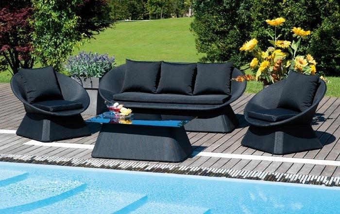 Set salotto giardino chia divano 2 poltrone tavolino - Set divano giardino ...