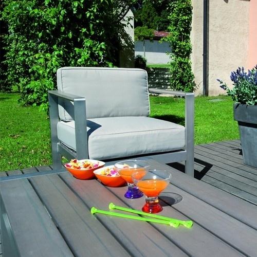 Set giardino coffee set levanto divano 2 poltrone tavolino for Poltrone giardino offerta