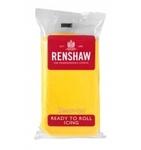 Pasta di zucchero Renshaw Regalice giallo uovo 250 gr
