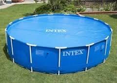 Telo copertura solare termico riscalda piscina rotonda - Copertura invernale piscina intex ...