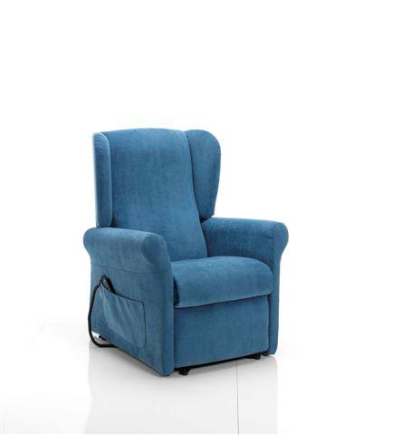 Poltrona comoda per anziani poltrone ribaltabili for Poltrone relax amazon