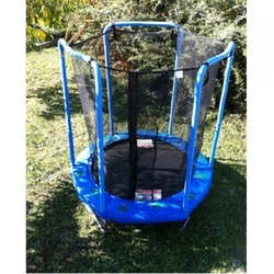 MY First Trampoline- CAMA ÉLASTICA CON RED DE SEGURIDAD DE 140 CM - JUMPKING