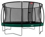 Cama elástica  BERG ELITE 430cm + Red de Seguridad T-SERIE