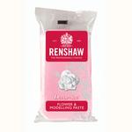 Pasta di zucchero rosa Renshaw  specifica per fiori e modellaggio 250 gr