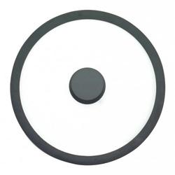 Coperchio per pentole ubiqua bordo silicone cm 18