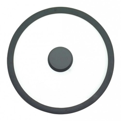 Coperchio per pentole ubiqua bordo silicone cm 28
