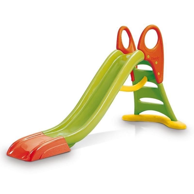 Scivolo in plastica per bambini xl water fun smoby for Scivolo per bambini ikea