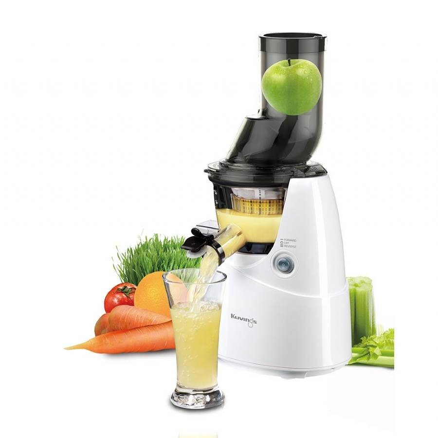 Kuvings Wide Mouth Slow Juicer Review : Estrattore di succo Kuvings - Silent Juicer B6000S Estrattore di Succhi - Silver Originale ...