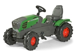 Trattore a pedale per bambini Rolly Toys 601028 - Trattore a Pedali Farmtrac Fendt 211