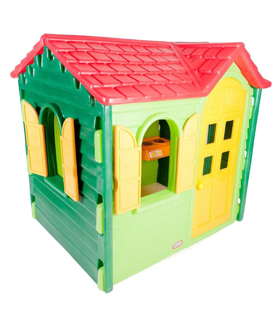 Casetta da giardino per bambini little tikes 440s00060 for Casetta giardino bimbi usata