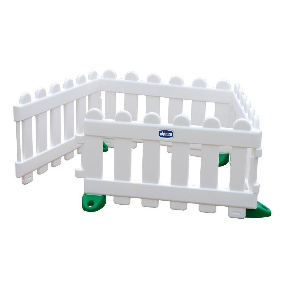 Staccionata recinto palizzata per bambini chicco 30103 for Altalena chicco amazon