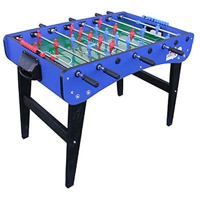 Calcetto biliardino calcio balilla roberto sport family sport blu mario calcio jk fitness - Calcio balilla da tavolo ...