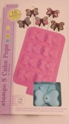 Stampo 8 cake pops forma gala