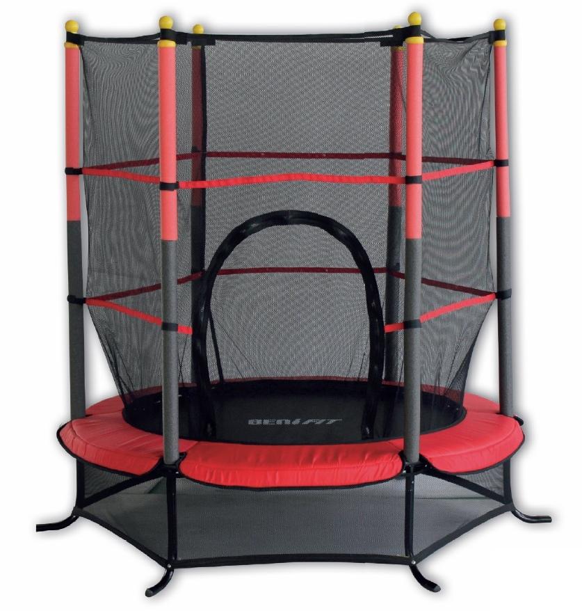 Tappeto trampolino elastico per bambini 140 x 127h cm - Tappeto per neonati ...