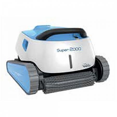 Robot pulitore per piscine automatico super 2000 per - Pulitore per piscina ...