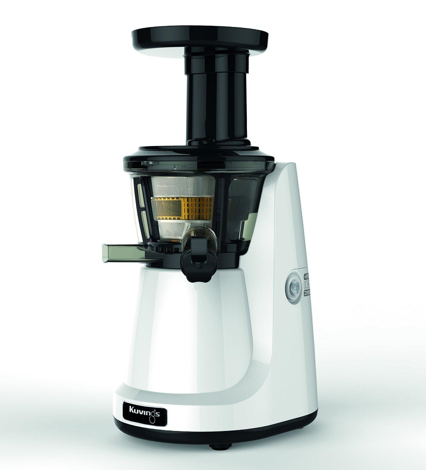 ESTRATTORE DI SUCCO KUvINGS SILENT NS321 KUvINGS Estrattore di succo NS321 Con KUvINGS SLOW ...