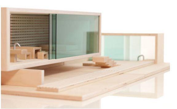 Casa per le bambole in legno per bambini villa sibis di - Casa delle bambole in legno ikea ...