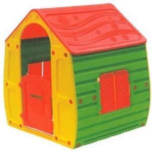 CASETTA Giardino Bambini in resina Mod. MAGICAL HOUSE papillon 102X90X109H cm