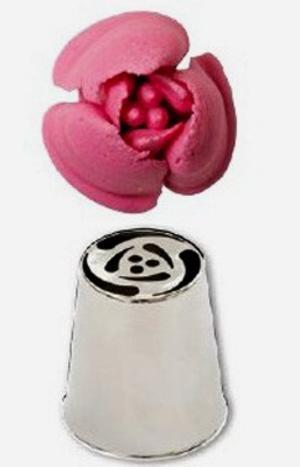 Cornetto fiore diretto rosa n. 242