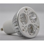 Lampada a Led GU10 - 3X2W - 45° DIMMERABILE 220volt