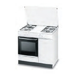 Cucina a Gas Indesit K9G2S(W)/I Bianco