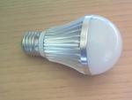 Lampada a LED Goccia 7W E/27 220V luce calda, DIMMERABILE, AD ESAURIMENTO.