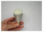 Lampada a LED COB Sfera 4W E/14 220V luce calda AD ESAURIMENTO