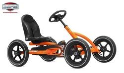 Coche de pedales Berg Buddy Orange BERG TOYS