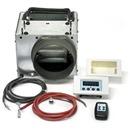 Kit ventilazione Nordica Monoblocco 500 portata del ventilatore a bocca libera 490 mc/h