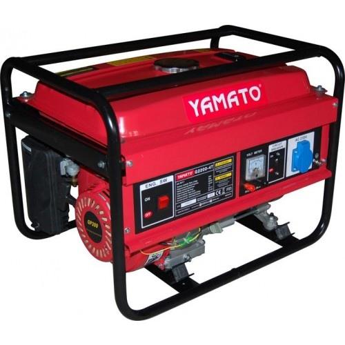 Moto generatore di corrente yamato mod g 2200 2 2kw 4t for Generatore di corrente wortex