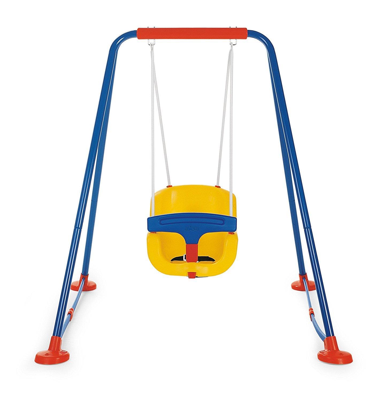 Altalena per bambini con protezione chicco 30300 for Altalena con ponte