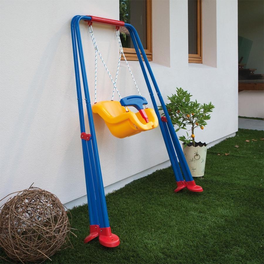 Altalena per bambini con protezione chicco 30300 for Altalena chicco da giardino