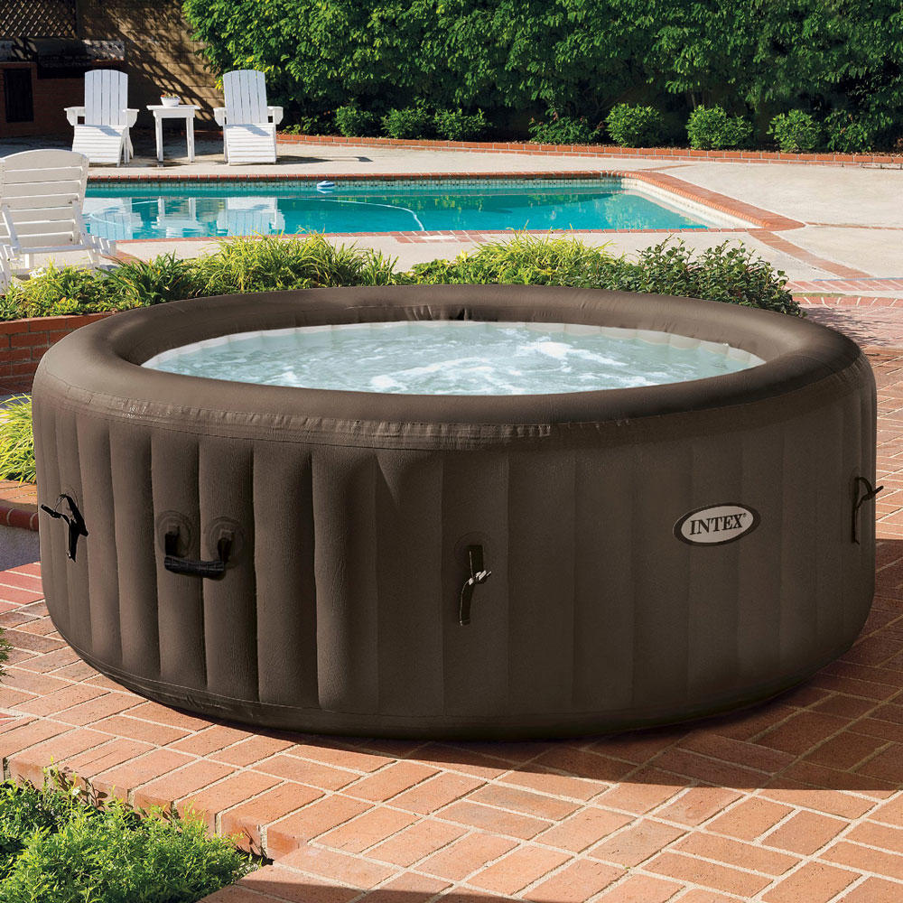 spa intex jet massage spa idromassaggio sistema filtrante gonfiabile cod 28422. Black Bedroom Furniture Sets. Home Design Ideas