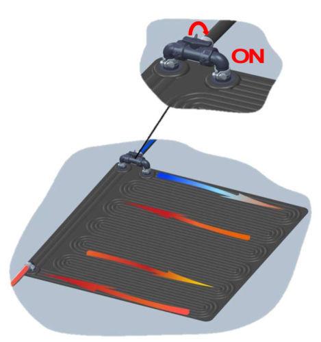 Pannello Solare Per Filtro Piscina : Pannelli solari termici per piscine alzare temperatura