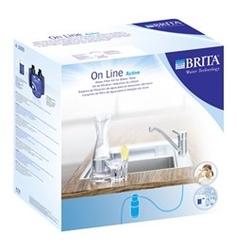 BRITA Kit filtraggio per sottolavello Brita On Line Active