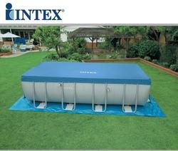 Piscina Intex 54984 Ultra Frame Rettangolare 732 x 366 x 132 con filtro sabbia