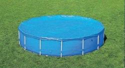 Telo di copertura per piscine con telaio cm 366 bestway 58037