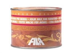 Cera solida per legno lucidante FILAWOOD NEUTRA 500 ML